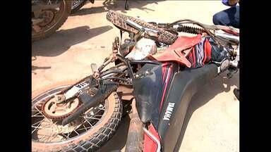 É grande o número de acidentes envolvendo motociclistas em Codó - É grande o número de acidentes envolvendo motociclistas em Codó. Até agosto deste ano foram quase mil e trezentos acidentes com dezenove mortes.