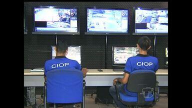 Instalação das câmeras de vigilância do NIOP faz um ano em Santarém - Muitos casos de polícia foram solucionados com a ajuda das imagens.