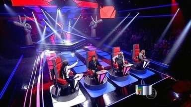 Cantoras do Vale do Paraíba são classificadas no The Voice Brasil - Twyla Correia, de Taubaté, e Mariana Mira, de S. José, estão no time Lulu.