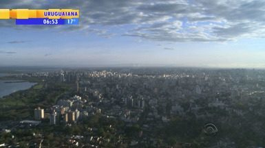 Tempo: sábado (27) deve ser de sol e tempo seco em Porto Alegre - No domingo (28) a chuva volta.