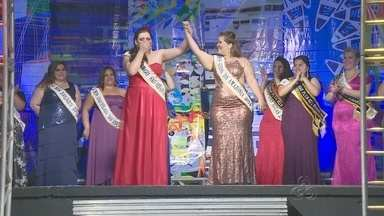 Miss Amazonas Plus Size é escolhida durante 16ª Feira de Estética & Moda - Evento contou com presença de Roni Mazon; feira termina no domingo.Lorena Furtado arrematou título de Miss Amazonas Plus Size 2014.