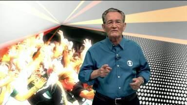 Veja nesta quinta-feira no GE o Baú do Atletiba - Na semana do clássico, o Globo Esporte terá a participação de um personagem especial