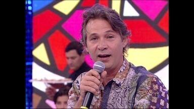 Emocionante! Ana Maria relembra texto falado por Nelson Freitas no Faustão - Interpretação chamou a atenção da apresentadora