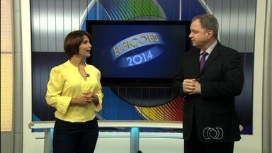 Confira os destaques do Jornal Anhanguera 1ª Edição - Iris Rezende e Marconi Perillo disputam o 2º turno da eleição para o governo do estado. Confira a lista de eleitos para a Assembleia Legislativa e a Câmara Federal.
