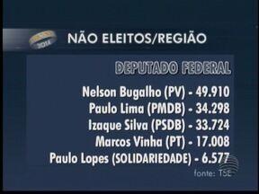 Oeste Paulista fica sem deputado federal - Confira os números das eleições em 2014.
