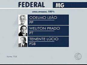 Triângulo Mineiro e Alto Paranaíba elegem 16 deputados no novo pleito - Uberlândia elegeu três deputados federais e cinco estaduais. Em Uberaba e região foram quatro ao Congresso e quatro para a ALMG.