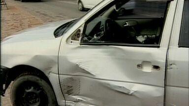 Bombeiros registram seis acidentes com motociclistas em 24h, no Norte do ES - Acidentes foram registrados em, um homem morreu.