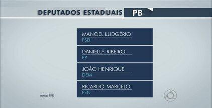Deputados Federais da Paraíba - Saiba quem são os deputados federais que compõem a bancada da Paraíba.