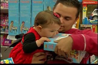 Dia das Crianças aumenta venda de brinquedos em Mogi das Cruzes - O dia das Crianças será neste domingo (12).