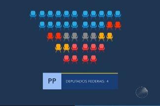 Renovação de representantes baianos na Câmera Federal é de 41% - Confira quem são os representantes do estado eleitos no domingo (5).