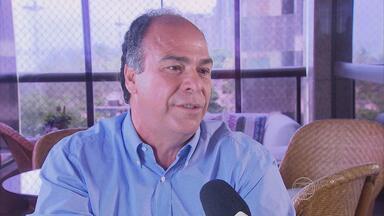 Fernando Bezerra Coelho fala dos compromissos que vai assumir quando tomar posse - Ele foi o senador eleito pelo PSB de Pernambuco.