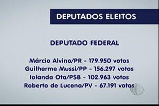Alto Tietê terá quatro deputados federais em 2015 - Além deles, a região terá ainda quatro deputados estaduais.