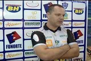 Técnico Marcelinho é apresentado no Montes Claros Vôlei e já comanda treino - Time montes-claresne estreia na Superliga no dia 29 de outubro.