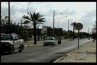 Moradores cobram instalação de radares em Petrolina - A população reclama da imprudência de alguns motoristas que não respeitam os limites de velocidade
