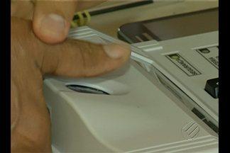 Biometria deixou votação lenta em alguns municípios do PA - Balanço das Eleições mostra que mais de um milhão de eleitores não compareceram às urnas no PA.