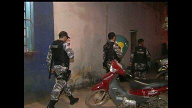PM é acionada para controlar confusão na Fasepa - Segundo a polícia, adolescentes fizeram uma grande baderna. Suspeita de fuga foi descartada.