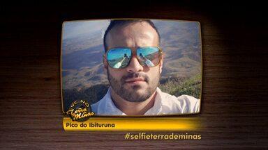 Veja selfies enviadas ao Terra de Minas - Internautas postaram fotos tiradas em cidades como Lagoa Santa e Santa Luzia.