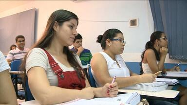 Estudantes se preparam para o Enem - Jovens investem nos estudos em São Luís.