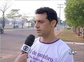 Atividades lembram o Dia de Combate Internacional a Trombose em Palmas - Atividades lembram o Dia de Combate Internacional a Trombose em Palmas