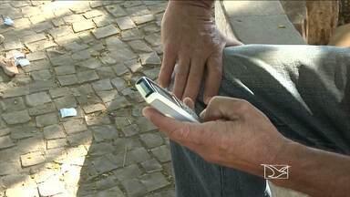 Telefones celulares do Maranhão passarão a ter nove dígitos - A partir do mês quem vem os telefones celulares do Maranhão passarão a ter nove dígitos.