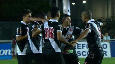 Boa Esporte perde para o Vasco, no Rio de Janeiro - Veja os principais lances da partida.