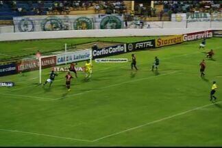 Icasa empata com o Oeste e se complica na Série B - Confira como foi o jogo com Fabiano Rodrigues
