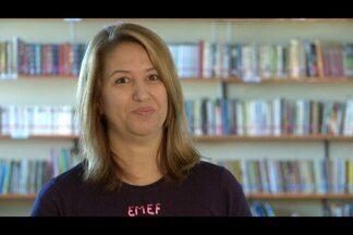 Meu Professor é o Cara: Luciane Remião - Professora implantou ensino de inglês, espanhol e francês em escola de Porto Alegre