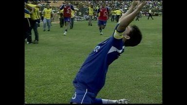 Cruzeiro vence o São Paulo nos pênaltis e conquista o Copa São Paulo de futebolde 2007 - Final foi decidida contra o São Paulo em 2007