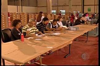 Polícia diz que não houve registro de crime eleitoral no Alto Tietê - O policiamento em Mogi das Cruzes foi reforçado durante a apuração de votos do 2º turno.