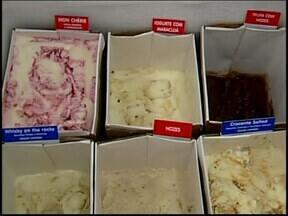 Cresce procura no setor de sorvete e sucos em Divinópolis - Com os termômetros lá em cima, a primavera mais parece verão. As altas temperaturas garantem bons lucros com o calorão.