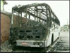 Ataques de traficantes em Cabo Frio, RJ, paralizam a cidade nesta segunda, (27) - Setores de transporte, educação e comércio foram afetados.
