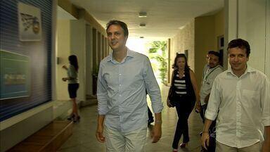 Camilo Santana (PT) quer antecipar ações antes de assumir o cargo - Uma das medidas é se reunir com áreas de segurança pública.