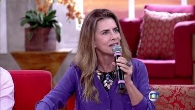 'Uma mosca por uma noite de amor', Maitê Proença conta história - Atriz conta que comeu mosca: 'Podia ter morrido disso'
