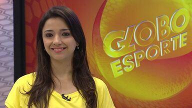 Maíra Lemos apresenta os destaques do Globo Esporte MG desta sexta-feira - Confira a preparação dos clubes para a rodada da Série A do Brasileirão