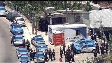 Tiroteio fecha Autoestrada Grajaú-Jacarepaguá - Um tiroteio fecha no início da tarde desta sexta-feira (31), a Autoestrada Grajaú-Jacarepaguá. Confira.