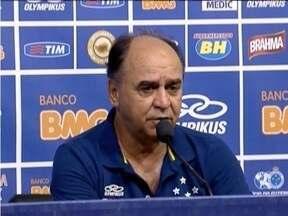 Esporte: Cruzeiro se prepara para enfrentar o Botafogo pelo Brasileirão - Time Celeste realizará dois jogos seguidos em casa.