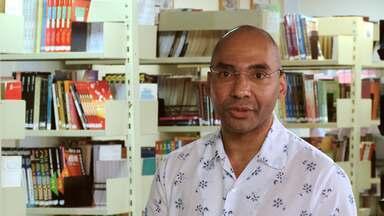 Meu Professor é o Cara: Jorge Luiz Moraes - Professor inova forma de ensinar Literatura no Rio de Janeiro e conquista turma