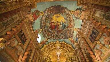 Terra de Minas mostra lugares que podem ter servido de inspiração para Aleijadinho - Neste mês, a morte do artista Antônio Francisco Lisboa completa 200 anos.