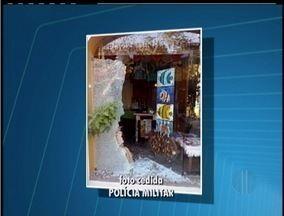 Acusado de arrombar e assaltar lojas é preso em Búzios, no RJ - Suspeito é acusado de furtar pelo menos três estabelecimentos.