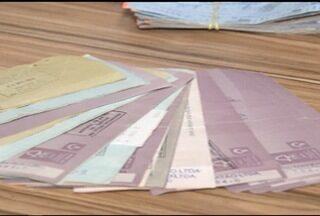 Cresce o número de cheques devolvidos em todo país - Nos dois primeiros meses deste ano houve aumento de 2%.
