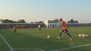 CDC Nova Olinda corre contra o tempo para estreia na Série B - Time joga no sábado, contra o Cliper, pela primeira rodada da segunda divisão do Amazonense.