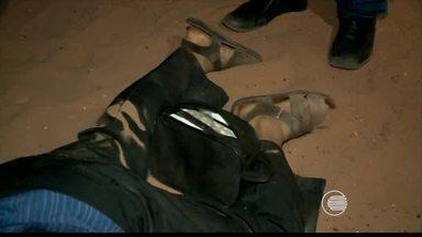Corpos das vítimas da chacina de São Miguel do Tapuio foram liberados do IML - Corpos das vítimas da chacina de São Miguel do Tapuio foram liberados do IML