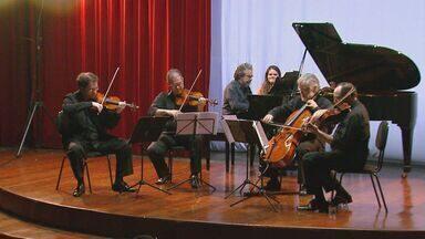 Rio Claro, SP, recebe concerto em comemoração aos 35 anos da EPTV - Rio Claro, SP, recebe concerto em comemoração aos 35 anos da EPTV