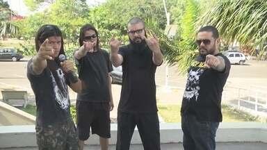 ZAPPEANDO: confira o trabalho da banda de Death Metal 'Visceral Slaughter' - Guerra, caos e violência são alguns dos temas abordados nas composições da banda.