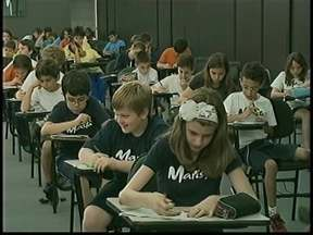 Provas da segunda etapa do Prêmio ACIC de Matemática são aplicadas em Criciúma - Provas da segunda etapa do Prêmio ACIC de Matemática são aplicadas em Criciúma
