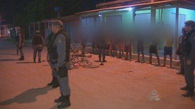 PM deflagra operação pra combater a violência na zona Oeste de Macapá - PM deflagra operação pra combater a violência na zona Oeste de Macapá