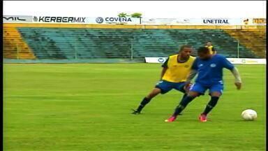 Ipiranga enfrenta Veranópolis nas semi-finais da Copa Serrana - Confira a preparação do Canarinho para o jogo.