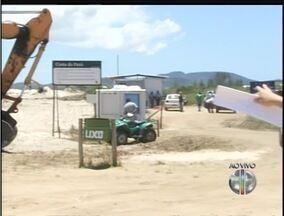Comentarista de meio ambiente fala sobre a construção de um resort em Cabo Frio, RJ - Comentarista de meio ambiente fala sobre a construção de um resort em Cabo Frio, RJ.