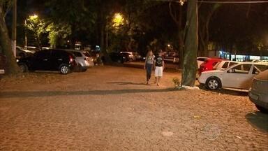Estudantes da UFPE reclamam de falta de segurança no Campus Recife - Medo dos alunos aumenta quando chega o turno da noite.
