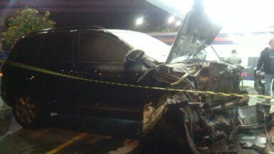 Laudo toxicológico aponta que avó dirigia alcoolizada em acidente em Ribeirão Preto - Mulher e neta morreram após colisão de veículo há cerca de cinco meses.